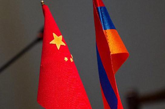 Չինաստանի հետ նոր համաձայնագրի կնքմամբ ակնկալվում է առևտրային, զբոսաշրջային փոխանակումների ակտիվացում. Ավետ Ադոնց