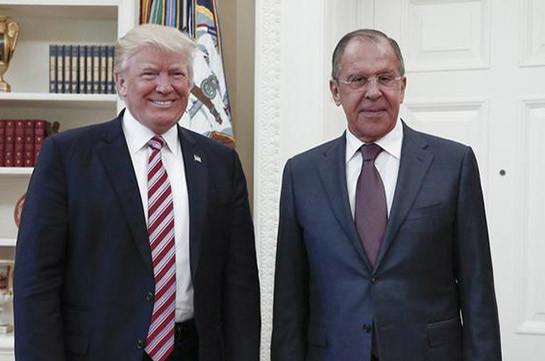 ԱՄՆ նախագահի օգնականը հաստատել է Լավրովի և Թրամփի հանդիպման հավանականությունը