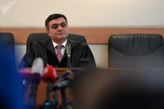 Criminal Court of Appeal judge upholds March 1 case supervising prosecutor's motion on recusal