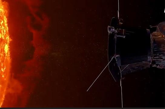 «Պարկեր» զոնդը փոխանցել է առաջին յուրօրինակ տվյալներն Արեգակի մասին (Տեսանյութ)
