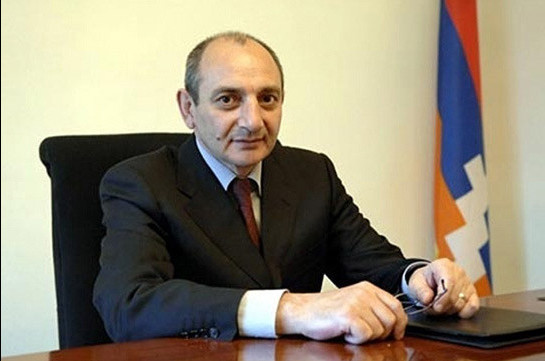 Artsakh Republic president sends congratulatory address on the NKR State Independence Referendum and Constitution Day