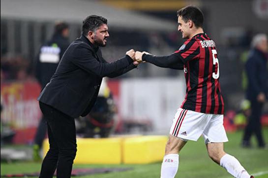 «Наполи» согласовал с Гаттузо контракт на полтора года