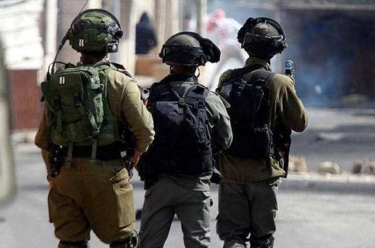 Իսրայելական զինված ուժերը ձերբակալել են 11 պաղեստինցու և զենքեր առգրավել Արևմտյան ափին