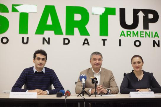 Beeline и Фонд «Стартап Армения» запустили проект «Стартап Клуб» (Видео)