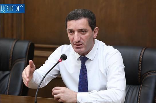 Мы не хотим видеть Конституционный суд в статусе футбольного мяча – Геворк Петросян