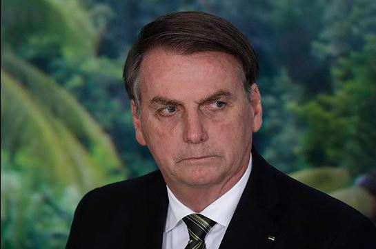 Բրազիլիայի նախագահը հայտարարել է, որ ինքը, հնարավոր է, մաշկի քաղցկեղ ունի