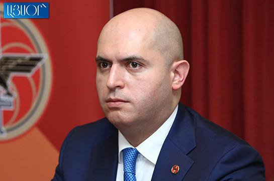 Сегодняшнее заявление Никола Пашиняна подготавливает почву для нового кадрового погрома – Армен  Ашотян