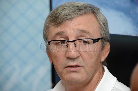 В Ереване скончался легендарный борец, чемпион мира Бенур Пашаян