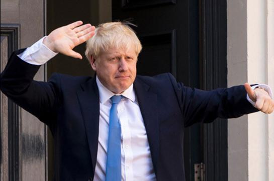 Трамп назвал выборы в Великобритании большой победой Джонсона