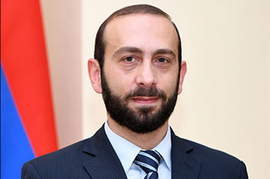 Armenia's NA chairman thanks U.S. Senate and Congress representatives on behalf of 3 NA factions for the adoption of the Armenian Genocide resolutions