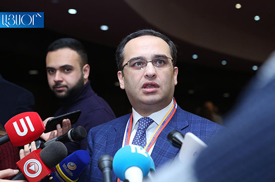 Authorities expected to give clear clarifications over Mammadyarov's claims: Viktor Soghomonyan