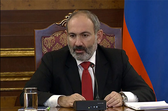 Пашинян: Политика Турции угрожает безопасности Армении, Ереван приобрел беспрецедентное количество вооружения (Видео)