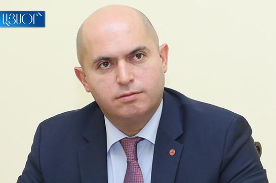 Pashinyan loses aware bearing levers all the rage Artsakh amity talks: Armen Ashotyan