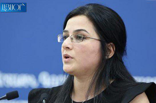Language of threats does not work in Armenia and Artsakh's case: MFA spokesperson