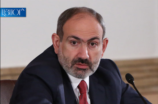 Armenia's PM to pay working visit to St. Petersburg on December 20