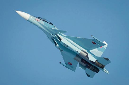 Հայաստան մատակարարվող Су-30СМ կործանիչները վերջին ստուգումներն են անցնում (Լուսանկարներ)