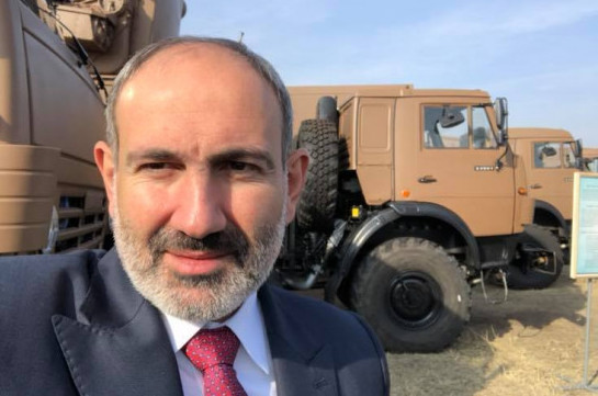 Armenian Armed Forces replenished by Russian latest anti-missile systems TOR-M2KM: Pashinyan