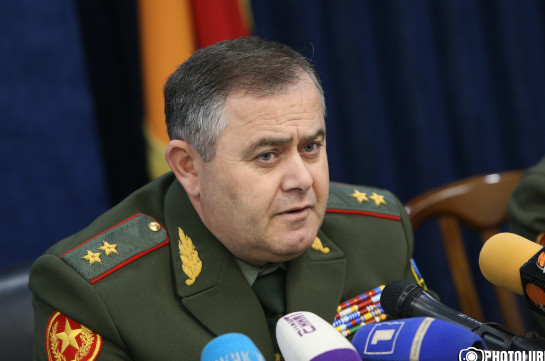 Armenia's Armed Forces acquired enough weaponry to confront possible challenges in 2020: Artak Davtyan