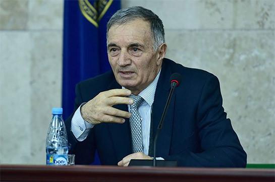 General-Mayor Arkady Ter-Tadevosyan leaves Public Council
