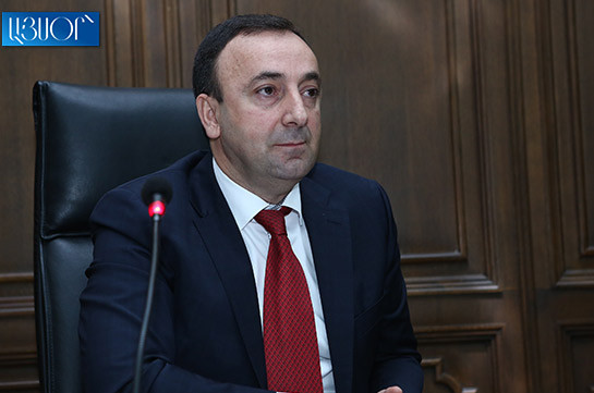 CC chairman Hrayr Tovmasyan charged: human right activist