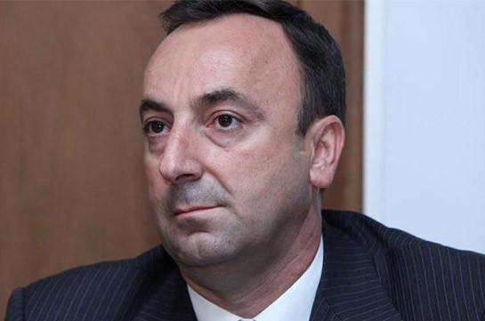 Հրայր Թովմասյանին մեղադրանք է առաջադրվել ՀՀ քրեական օրենսգրքի 308 հոդվածի 2-րդ  մասով