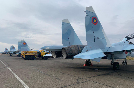 Number of SU-30SM fighter jets supplied to Armenia revealed