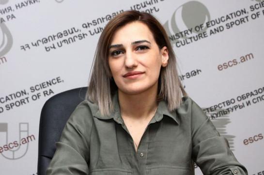 Лусине Аракелян: Я представила заявление об отставке с должности замминистра по собственной воле