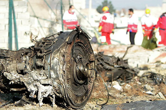 Iran plane crash: Airliner 'was trying to return to airport'