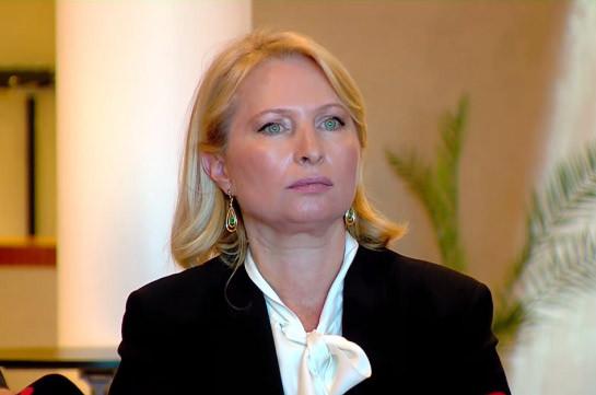 Это неправильная оценка, не учтены элементарные методологические вопросы – министр экономики Грузии ответила Николу Пашиняну