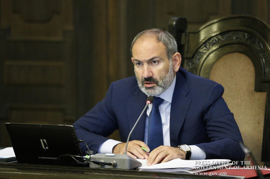 """Armenia's PM instructs to get rid of """"undesirable"""" judges: Hraparak.am"""