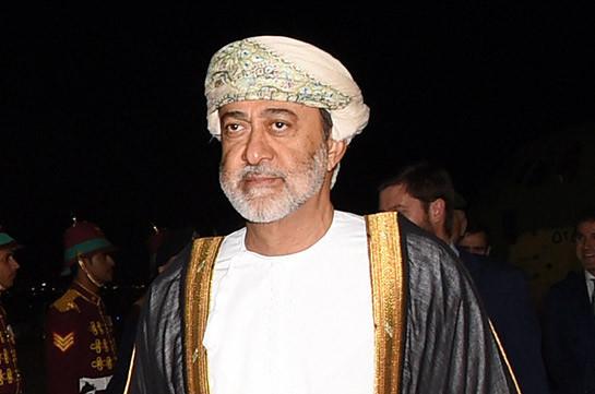 Хайсам бен Тарек Аль Саид стал новым султаном Омана