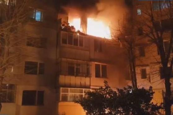 В Болгарии прогремел взрыв в жилом доме