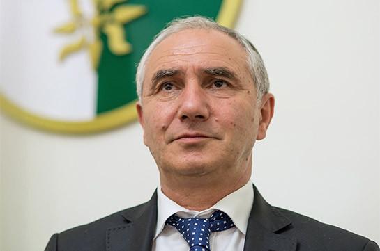 И. о. президента Абхазии назначен премьер Валерий Бганба