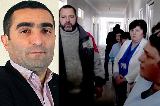 Kotayk governor to meet with Yeghvard residents and employees of maternity house today