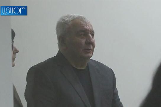 Адвокат Юрия Хачатурова представил причины отсутствия на судебном заседании