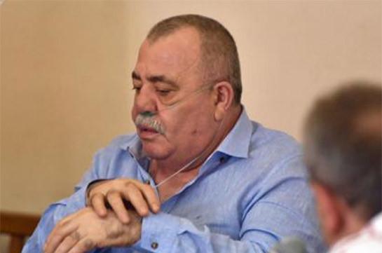 Созвано внеочередное заседание по вопросу рассмотрения меры пресечения в отношении Манвела Григоряна