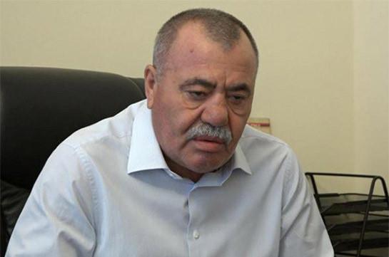 Ex-lawmaker Manvel Grigoryan to be released from custody