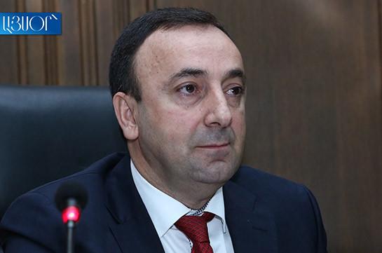 «Грапарак»: Суд отклонил ходатайство о проведении обыска в квартире и кабинете Грайра Товмасяна – ищут «надежного» судью