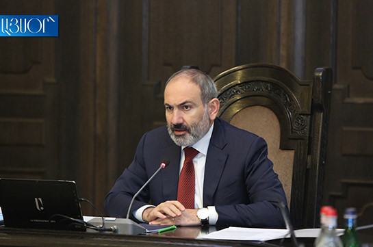 Armenia's PM urges to apply mechanisms to reveal real owners of TV companies