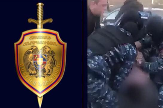Հատուկ միջոցառում` Երևանում․ բերման են ենթարկվել «քրեական ենթամշակույթ» կրող անձինք (Տեսանյութ)