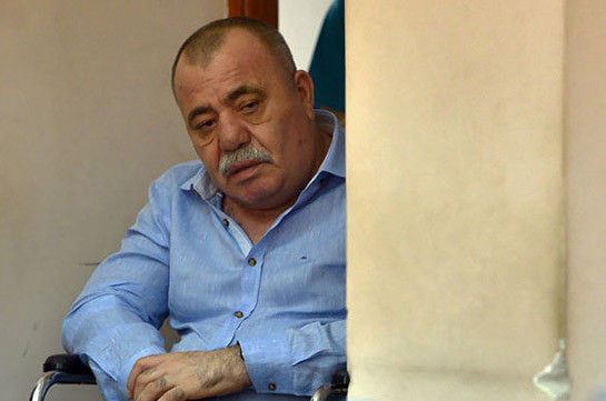 Ex-lawmaker Manvel Grigoryan's health condition remains extremely grave: lawyer