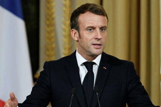 """Макрон сообщил о французском спецназе """"Ягуар"""" на Ближнем Востоке"""
