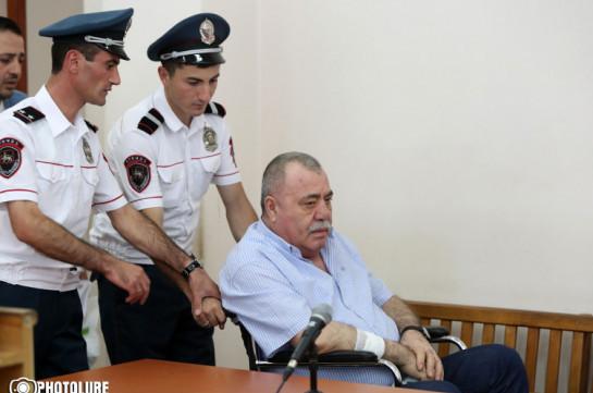 Состояние здоровья Манвела Григоряна в день освобождения от ареста еще больше ухудшилось – омбудсмен Армении