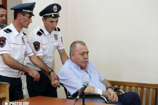 Manvel Grigoryan's health condition deteriorated more on day of release: Armenia's Ombudsman