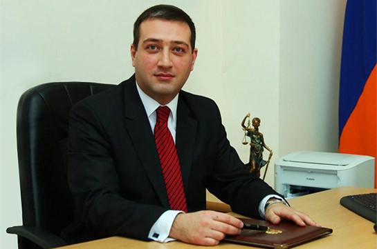 Կարճվել է վարչական դատարանի դատավոր Արթուր Ավագյանի նկատմամբ հարուցված քրեական գործը
