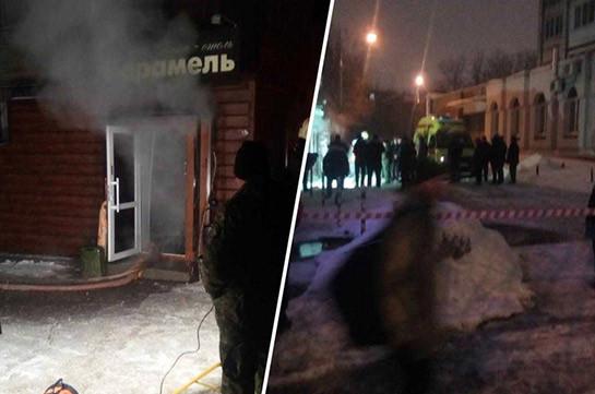Число погибших при прорыве трубы в отеле в Перми достигло пяти