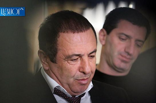 И что, я обязан был пойти? – Гагик Царукян об отсутствии на церемонии прощания с Георгием Кутояном