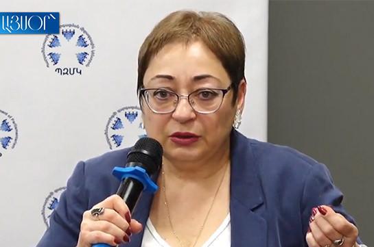 Հայաստանն, ի տարբերություն Ադրբեջանի, մինչև 2009 թվականը չի ունեցել տեղեկատվական քաղաքականություն. Մարինա Գրիգորյան (Տեսանյութ)