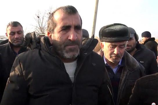 Few hundred cattle-breeders close several roads in Armenia