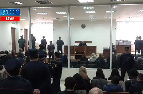 Адвокаты Роберта Кочаряна бойкотируют судебное заседание
